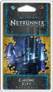 Android : Netrunner : SanSan Cycle - Chrome City